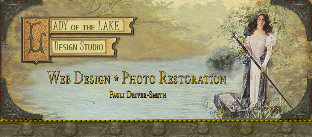 Welcome to Lady of the Lake Design Studio